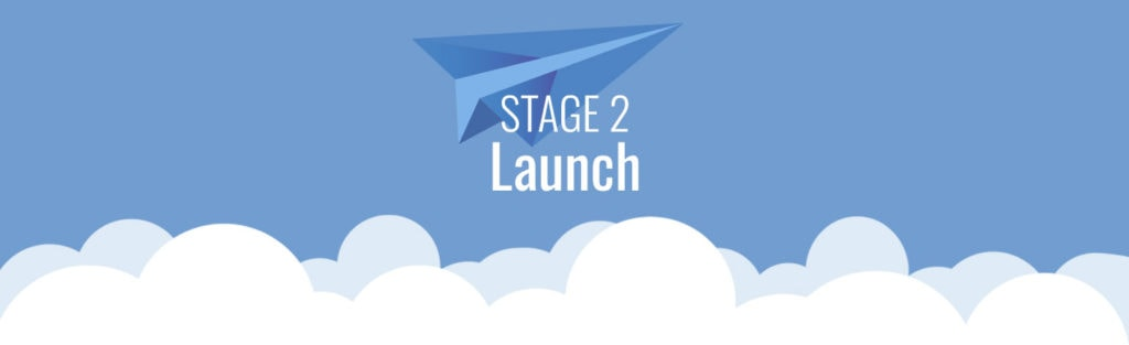 Product launch plan: Stage 2