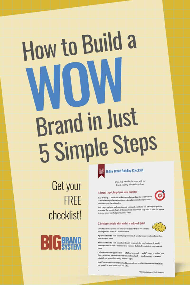 Does Your Online Brand Really Make You Successful?