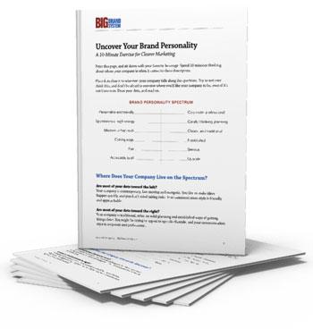 Brand Personality Checklist