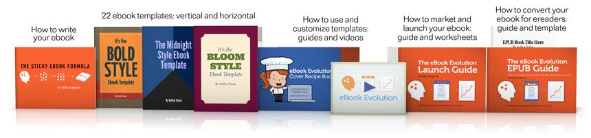 Ebook Evolution Premium Full Package