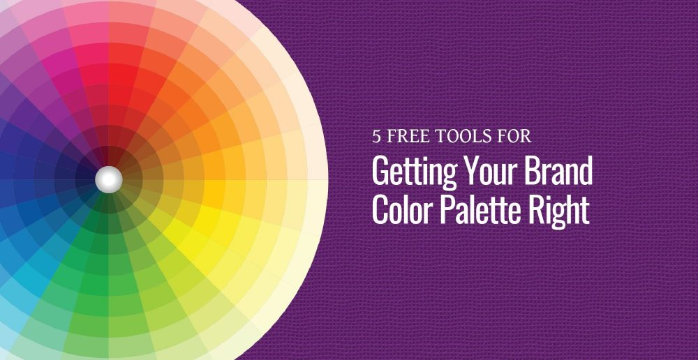Choose the best brand color palette for your business with the five free tools in this post.