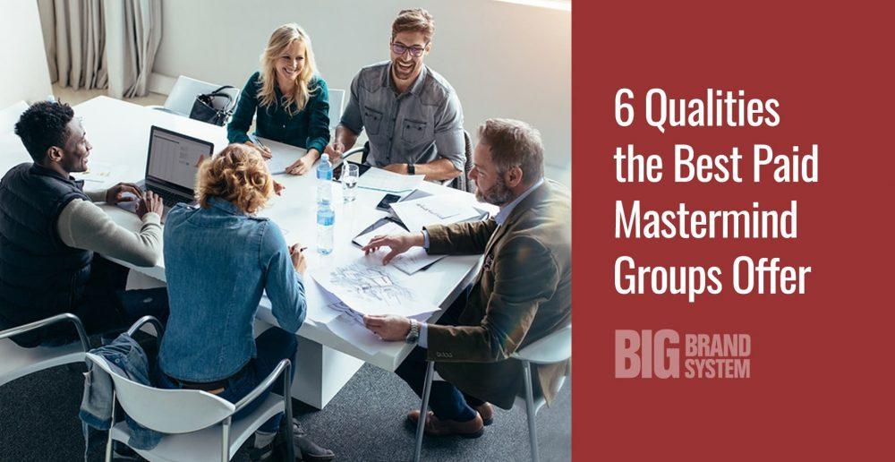 Best mastermind groups
