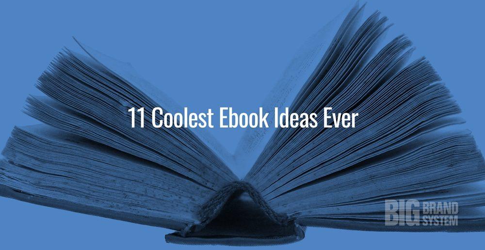 coolest-ebook-ideas