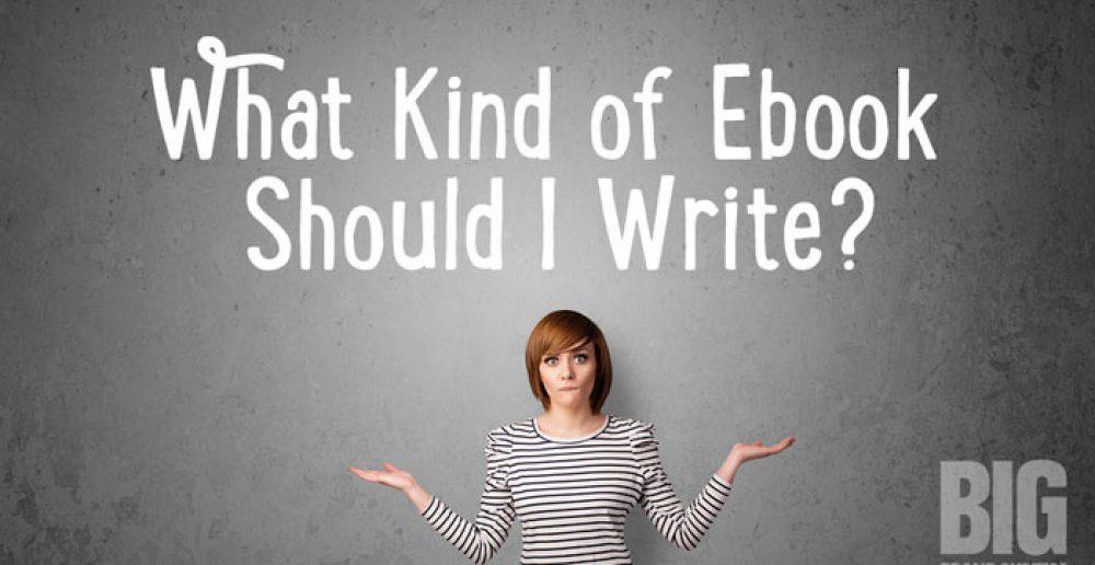 ebook-ideas-types