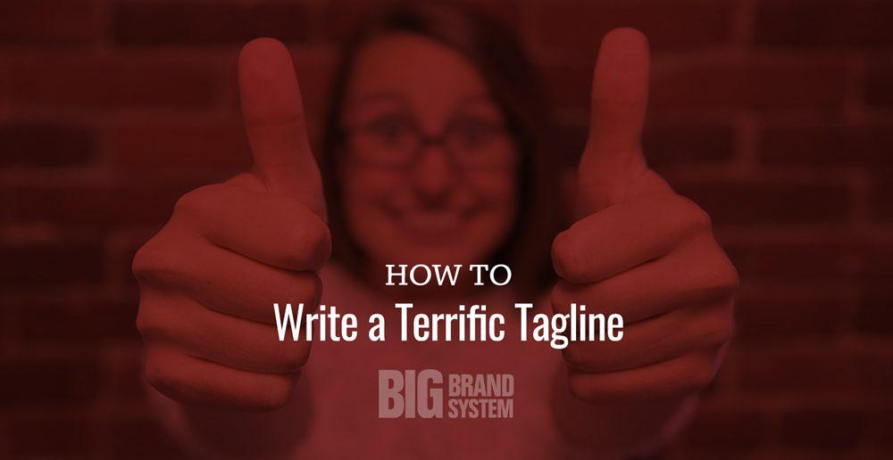 write-tagline
